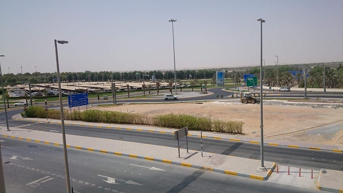 NCTC is awarded a Project Cont. R 978/3A – Development of Cycle and Jogging Track at Various Locations in Dubai ( Mirdif, Mushrif, Al Khawaneej & Al Mizhar) by RTA - Dubai