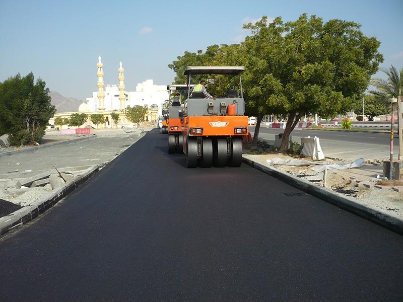 NCTC is awarded a Project Cont. R 968 – Mahafiz Al Faya Road by SRTA - Sharjah